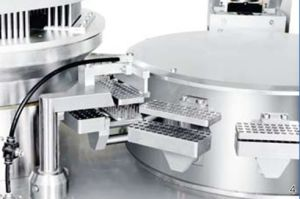 Automatic Capsule Filling Machine Cfm-6800/7500 pictures & photos