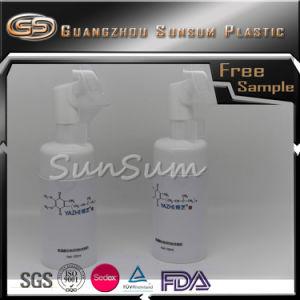 Transparentround Foam Dispenser Bottle Hand Soap Foam Pump Bottle pictures & photos