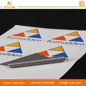 Custom Printing Waterproof Company Logo Advertising Sticker Labels pictures & photos