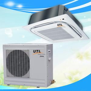 R410A DC Inverter 4-Way Cassette Air Conditioner/Heatpump/ETL/UL/SGS/GB/CE/Ahri/cETL/Energystar Urha-36cdc