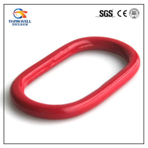 Red Painted Weldless Alloy Steel Forging Weldless Ring pictures & photos