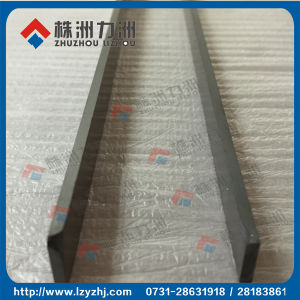 310mm Length Hip Sintered Tungsten Carbide Flat Bar pictures & photos