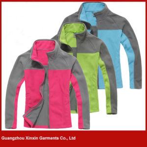 Men′s Full Sport Zipper Polar Fleece Jacket (J120) pictures & photos