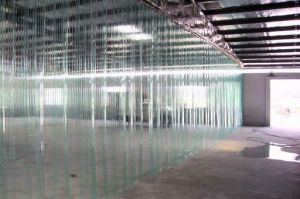 Qualified PVC Curtain in Cold Storage Room pictures & photos