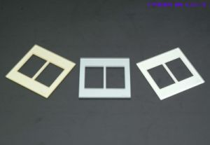 Colorful Rectangle Tempered Glass Switch Panel (BL-SW-228) pictures & photos