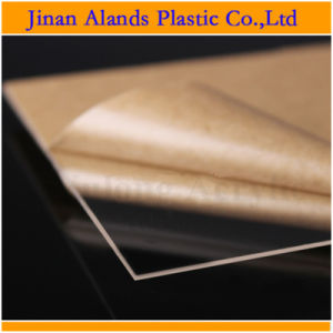 Clear Acrylic Plexiglass PMMA Sheet Cut to Size pictures & photos
