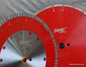 Diamond Wall Cutting Blade Tools pictures & photos
