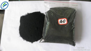 40mesh Rubber Materials, Recycled Rubber Powder From Tyre Scrap