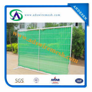Cheaper Price Galvanized Temporary Fence pictures & photos