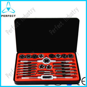 TUV Approved 24PCS Screw Taps and Dies Set pictures & photos