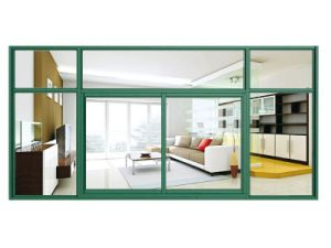 Good Quality Make Aluminium Sliding Window for Hotel pictures & photos