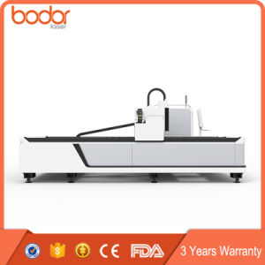 High Speed CNC 500W 700W 1000W Fiber Laser Cutting Machine for Metal Sheet pictures & photos