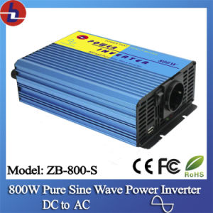 800W DC to AC Pure Sine Wave Power Inverter