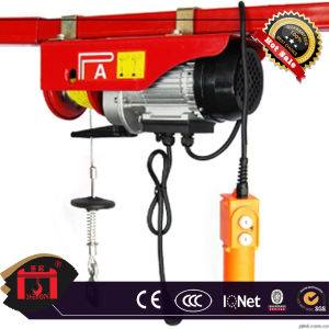 Electric Hoist Wire Rope Hoist pictures & photos