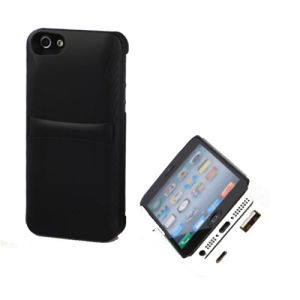 em Different Capacity e em external Battery Caso de Design para Apple iPhone5