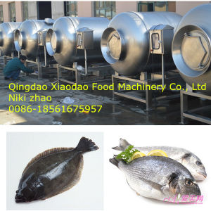 Vacuum Meat Tumbler Machine/Food Machine for Fish pictures & photos