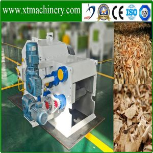 3 Blades High Tensile Steel Made, 12 Months Warranty Tree Shredder Machine pictures & photos