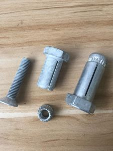 High-Preservation & Corrosion Resistance Csk Head Fastener Anchor Bolt pictures & photos