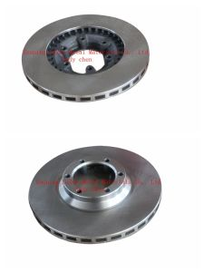 Brake Disc, Brake Rotor, Autoaccessory Braking, Braking Parts with Good Performance, High Accuracy and Stable Quality