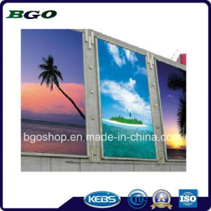 PVC Cold Laminated Banner Backlit Billboard (500dx500d 9X9) pictures & photos