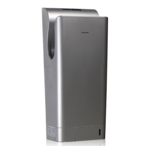 New Design UV Light Brushless High Speed Jet Air Automatic Hand Dryer pictures & photos