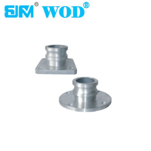 Ss304 F Type Flanged Quick Coupling pictures & photos