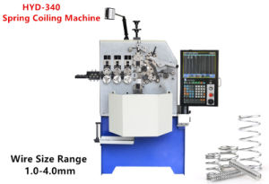 4.0mm Automatic CNC Computer Spring Machine with 3 Axis pictures & photos
