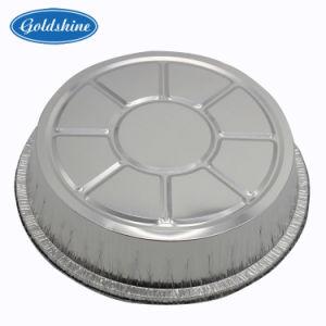 Aluminum Foil Round Tray (Y26045) pictures & photos