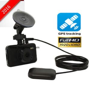 2.7inch Car Dash Cam with GPS Tracking Route Car Dash Camera by Google Map Playback, GPS Logger Car Digital Video Recorder DVR-2709 pictures & photos
