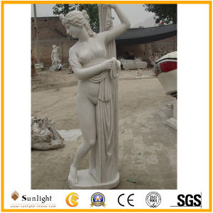 Beautiful Lady Granite Marble Stone Carving/Sculptures/Statues pictures & photos