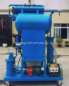 Portable Cable Insulation Oil Filtration Machine (ZY) pictures & photos