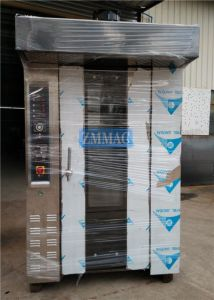 Heavy Duty Industrial Bakery Prices Rotary Rack Oven (ZMZ-16D) pictures & photos