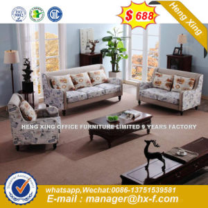 Italy Design Classic Wooden Office Furniture Leather Office Sofa (HX-SN8080) pictures & photos