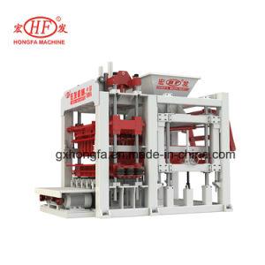 Qt12-15f Full Automatic Cement/Concrete Block/Brick Making Machine pictures & photos