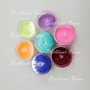 Brilliant Multi Colors Festival Glitter Nail Pigment pictures & photos