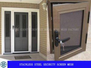 Ss Security Screen for Anti-Bullets pictures & photos