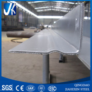 Galvanized Steel L Beam/Ribbed Angle/Ribbed Lintel/Bar pictures & photos