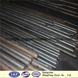Nak80/P21 Steel Rod Of Hot Rolled Plastic Mould Steel pictures & photos