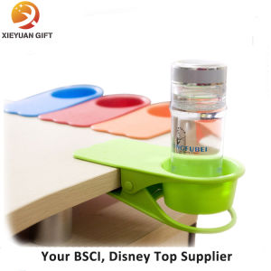 Custom Color Plastic Protable Drinklip Cup Holder Clip pictures & photos