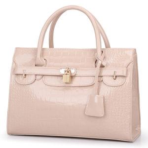 Stylish Lady PU Bag Tote Bag Handbag, Multi-Colors pictures & photos