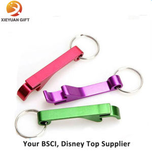 Credit Card Shape Plating Flat Bottle Opener pictures & photos