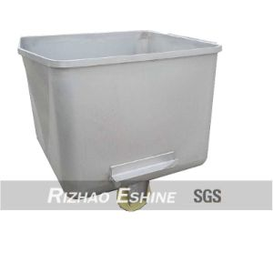 International Standard 200L Meat Trolley in Stock pictures & photos