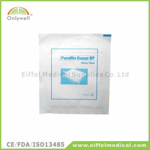 Medical Cotton Vaseline Paraffin First Aid Gauze pictures & photos