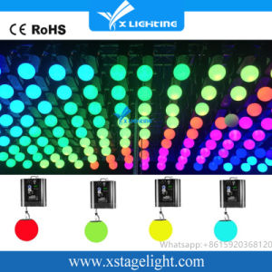 Magic DMX512/Master-Slave /Auto LED Ball Light Lifting Ball pictures & photos