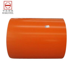 Color Coated Galvanized Plate Coil pictures & photos