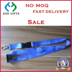 Print Your Company Logo on High Quality Customized Neck Strap pictures & photos