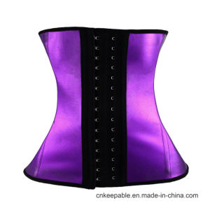 Hot Body Shapers Latex Waist Trainer Waist Shapers with High Quality pictures & photos