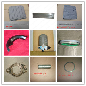 Sinotruk HOWO Spare Parts Rubber Hose (Vg12g00040038) pictures & photos