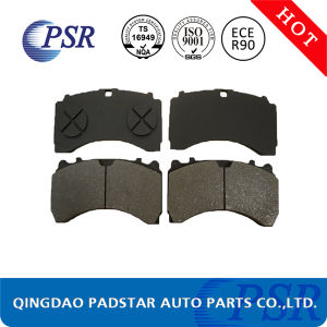 Wva29171 Auto Spare Parts Truck Brake Pad pictures & photos
