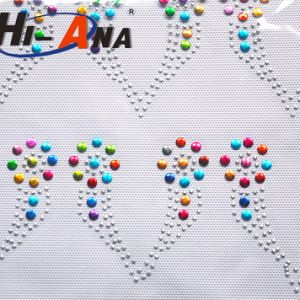 Over 95% Accessories Exported Various Colors Hotfix Rhinestone Transfer pictures & photos